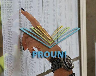 Mapa do ProUni 2018